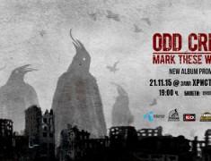 ODD CREW album promo @ HRISTO BOTEV fb bg fin