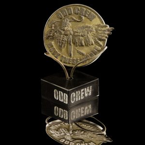 odd-crew-mark-these-words-medal-sculpture