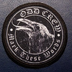 odd-crew-mark-these-words-patch-circle