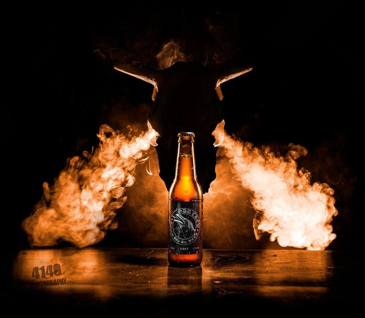 Odd Crew Beer